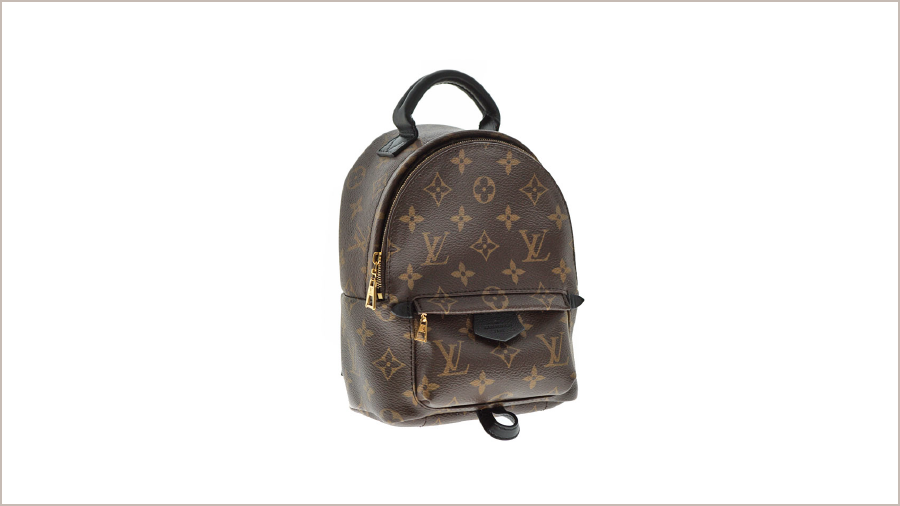 【Louis Vuitton パームスプリングスバックパックMINI】型番:M44873