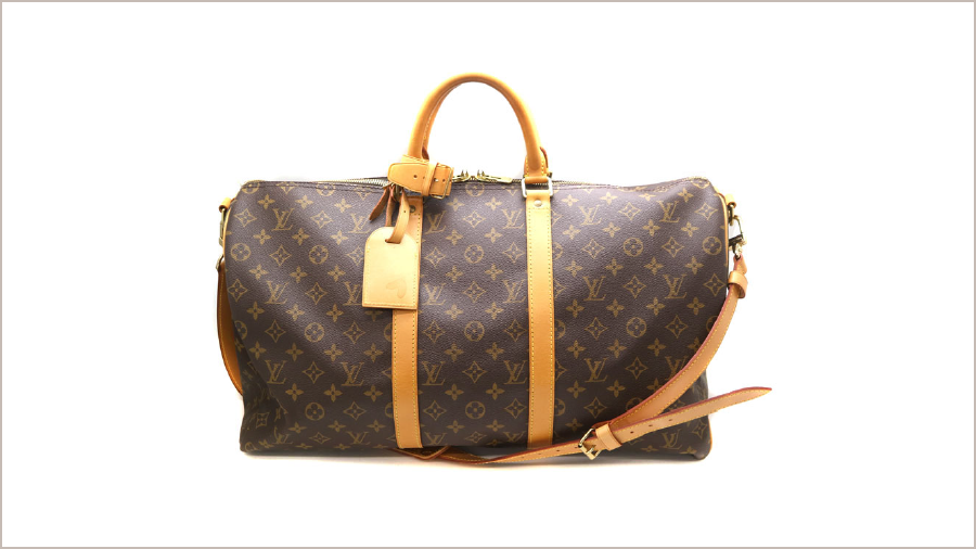 【Louis Vuitton キーポルバンドリエール50】型番:M41416