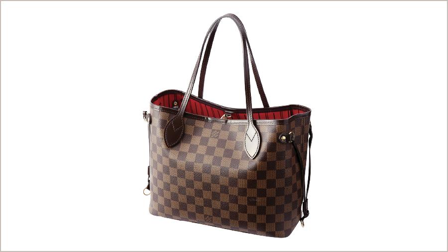 【Louis Vuitton ネヴァーフルPM】型番:N51109