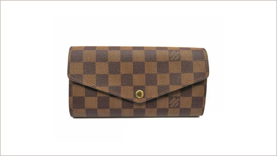【Louis Vuitton ポルトフォイユ・サラ】型番:N63209
