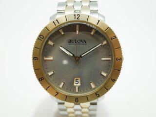ブローバ【BULOVA】 98B216/アキュトロンⅡ