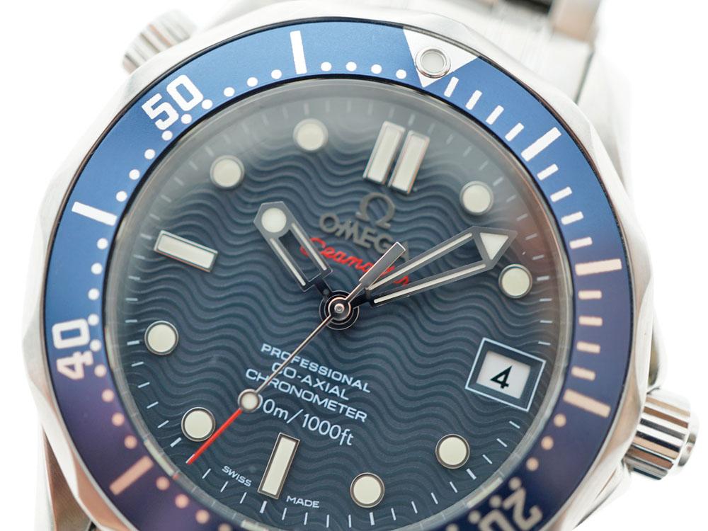 watch d4787 32274 OMEGA【オメガ】 2222.80/シーマスタープロフェッショナル/買取 ...