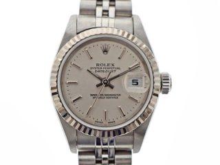 wholesale dealer 2043e 387e8 ROLEX【ロレックス】 79174/人気のレディース デイトジャスト ...
