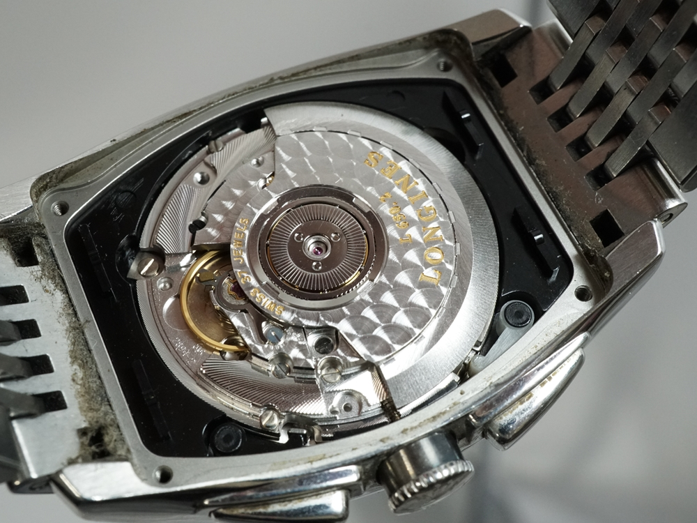 info for 266b3 09b76 クラシックなトノーケースが美しい、 ロンジン エヴィデンツァ ...