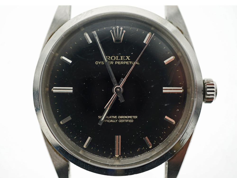 on sale a58ae c54de ROLEX【ロレックス】1018/オイスターパーペチュアル/レアな ...