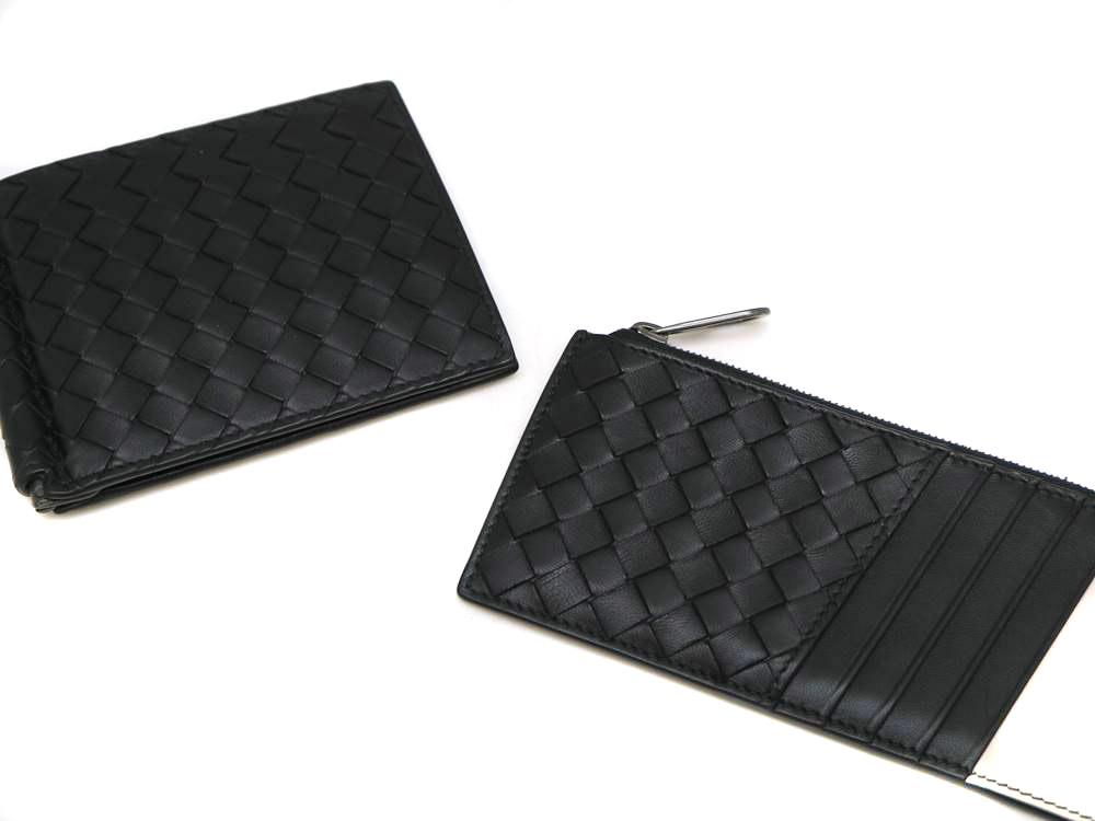 buy popular 713ff 6ac9e 人気質屋ブログ~ボッテガヴェネタの札入れとコインケースが入荷 ...