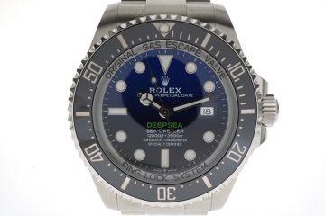 watch c702e 7ff51 ROLEX【ロレックス】/126660/ディープシー/Dブルー/ダイバー ...